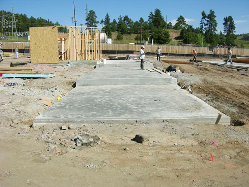 Foundations For Self Storage Buildings