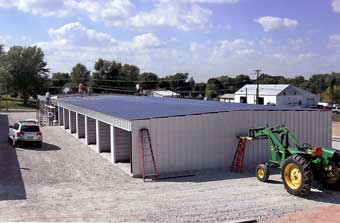 Constructing Self Storage Facilities