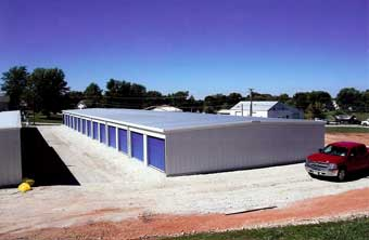 Building Self Storage Units