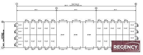 Custom Storage Floorplans