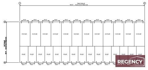 Self-Storage Unit Layouts