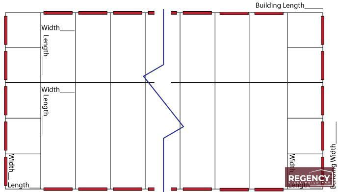 Floorplan with Equal Units