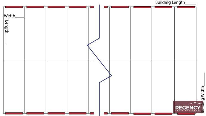Self-Storage Building Floor Plan