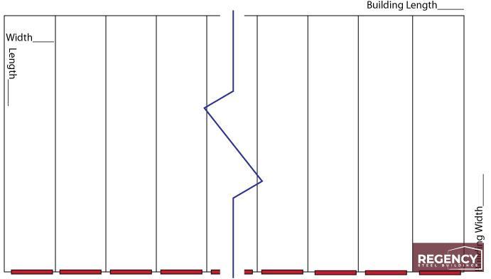 Self Storage Building Floorplan