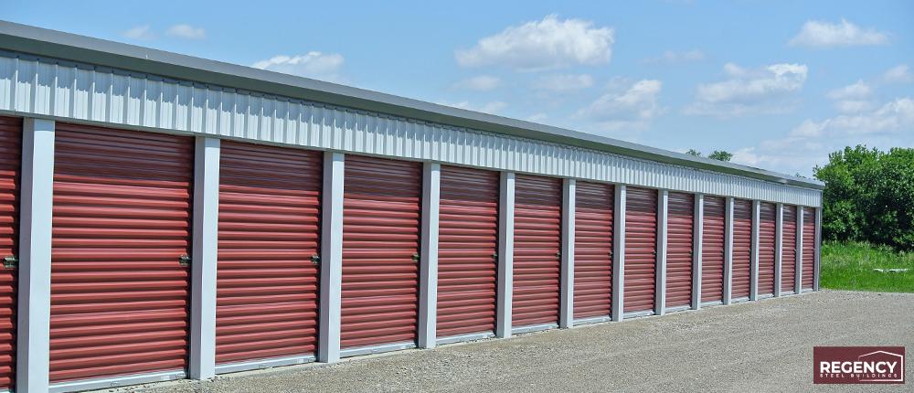 Montana Mini Storage Buildings