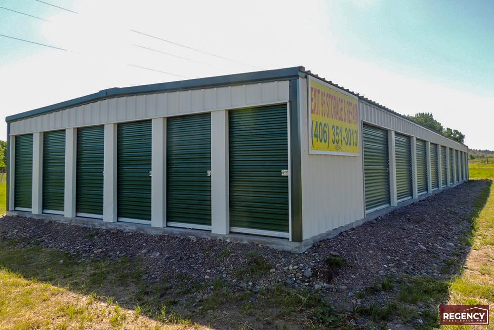 Prefab Storage Units