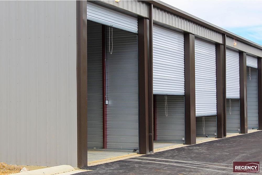 Prefab RV Storage Units