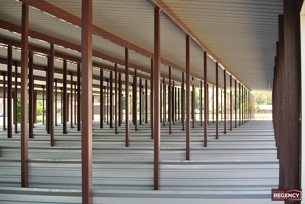 Storage Unit Construction